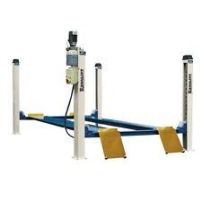 Ponte sollevatore per auto monofase 4 colonne elettroidraulico 4200Kg Zavagli Z3