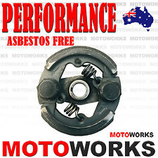 49CC 2 SHOE HIGH PERFORMANCE CLUTCH 2 STROKE ENGINE MOTOR ATV QUAD Dirt Pocket
