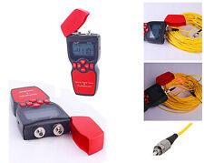 Testeur Professionnel Fibre Optique - POWER METER + VFL