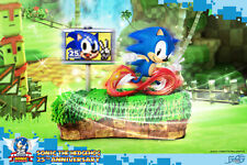 First4Figures Sonic the Hedgehog 25th Anniversary Regular Statue Mint in Box