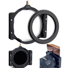 100mm Square Filter Holder+77-77mm Ring Adapter for Lee Hitech Cokin Z PRO Haida