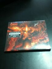 vader tibi et igni digipack cd w/bonus tracks factory sealed death metal