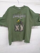 Black Crowes shirt CONCERT 2010  BIG 3XL 3 xl size Used good shape free shipping