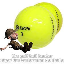 50 gelbe Srixon Q-Star gebrauchte Golfbälle - Lakeballs AAA - AA Qualität S-8