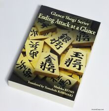 JAPANESE CHESS (SHOGI) BOOK of CHECKMATE TACTICS: ENDING ATTACK AT A GLANCE(817)