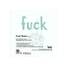 """CD """"FUCK MOTEL"""" (1997) von der US-BAND FUCK von Matador Records"""