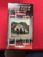 Vintage Sealed Star Trek The Alternative Factor VHS Episode 20 1967