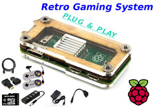 16gb Raspberry Pi Zero Classic Retro Game Console Retropie Compatible