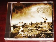Enslaved: Blodhemn CD 1998 Osmose Productions France SPV 084-20922 OPCD 063 NEW