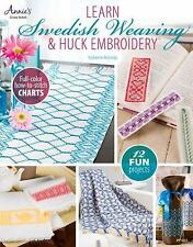 Learn Swedish Weaving and Huck Embroidery by Katherine Kennedy (2014, Paperback)