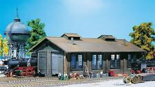 New Ho Faller 120165 Two Stall Engine Shed : Model Building Kit