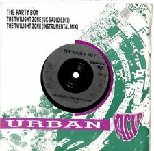 """The Party Boy - The Twilight Zone - 7"""" Record Single"""
