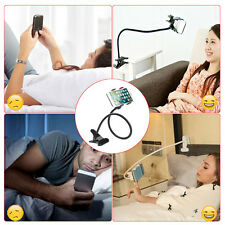 Lazy Bed Desktop Car Mount Kit Holder 360 Degree Rotating iPhone 5 4S Galaxy GPS