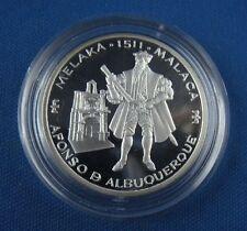 Portugal 200 Esc Alfonso E Albuquerque 1995 Silber PP