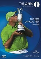 The Ouvert Championnat The 2009 Officiel Film DVD Neuf / Scellé Stewart Cink