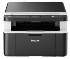 Brother Compact DCP1612W Monochrome All-in-one Wireless Laser Printer Black