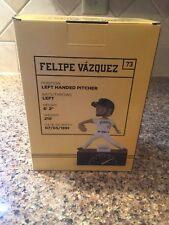Felipe Vazquez Pittsburgh Pirates SGA Bobble head 9/8/18 PNC Park