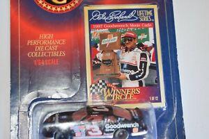 Dale Earnhardt 1/64 Diecast 1997 Winners Circle Lifetime Series LOT #1,2,3,4/12