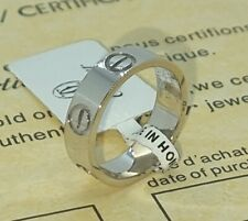 Cartier Love Ring 18k Real Gold