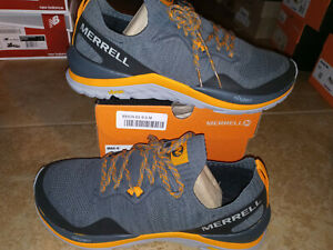 NEW $119 Mens Merrell Mag-9 Training shoes, sz 9.5