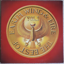 "33T EARTH WIND & FIRE Vinyle LP 12"" THE BEST OF Vol. 1 SHINING STAR - CBS 83284"