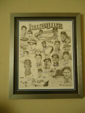 Brooklyn Dodgers Memories Artist Signed & Numbered LTD Edition Print