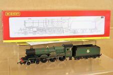 Hornby r2543 Dcc Listo BR 4-6-0 Castillo Class Loco 4081 Warwick Castillo MIB NP