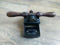 Vintage Stanley No. 12 1/2 Sweetheart Scraper Plane Woodworking Tool