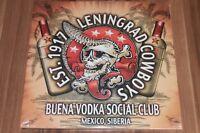 """Leningrad Cowboys - Buena Vodka Social Club (2011) (Vinyl 2x10"""") (Neu+OVP)"""