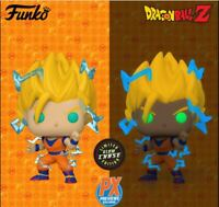 Funko Pop Animation Dragon Ball Z DBZ Super Saiyan 2 Goku PX Common PREsale