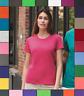 Gildan Womens Plain T Shirt Ultra Cotton Short Sleeve Blank Tee Top Shirts G200L