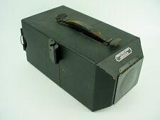Vintage Graflex Finger Print Camera w/72mm F/6.3 anastigmat lens-police camera!