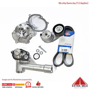 Water Pump KIT for Holden Rodeo RA 3.6L V6 01/06 - 06/08 (HFV6 LE0 Motor GWP5000