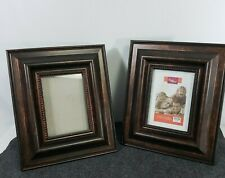 2 Frames 5x7 Vertical Or Horizontal Display Picture Frame Better Homes/gardens