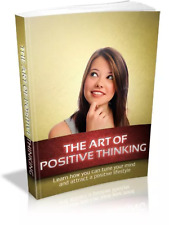 The Art Of Positive Thinking & Bonus 10 Self Help Ebooks Full Resell rights Pdf