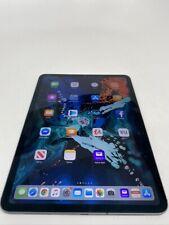Apple iPad Pro 1st Gen. 512GB, Wi-Fi 4G (Unlocked), 11 in - Space Gray w/ Case