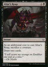 4x Altar's Reap | NM/M | Nissa vs. Ob Nixilis | Magic MTG