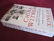 China Witness: Voices from a Silent Generation - Xinran. sc   Incredibly moving