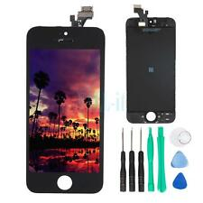 Black LCD Touch Digitizer Assembly Screen for Apple iPhone 5 A1429 with Tools