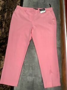 Ladies NEW pink Trousers Size 16