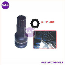 1/2 Dr M16 Transmission / Gearbox Socket for Audi A3, A4, A6 and Golf