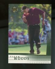 New listing 2001 Upper Deck Golf #1 Tiger Woods RC Rookie