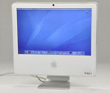 """Apple 17"""" iMac MA406LL/A Core Duo 1.83GHz 1gb RAM 80GB  DVD+CD-RW 17"""" w/Warranty"""