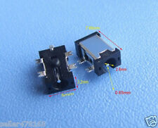 40PCS 2.5mm X 0.7mm DC socket 0.65mm pin SMD SMT for Tablets Power Charger Plug