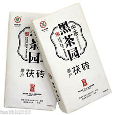 800g brick Chinatea dark tea Original FuZhuan dark tea Anhua Hunan Year 2013