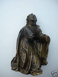 Renaissance 16th Century Bronze Saint Mary Magdalene Figure Statue Sculpture !