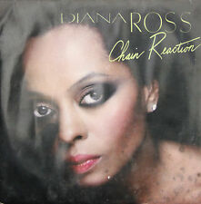 "Vinyle 45T Diana Ross ""Chain reaction"""