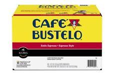 Café Bustelo Espresso Style Coffee (80 K-Cups) NEW