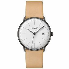 Junghans 027-4000.04 Men's Junghans Max Bill White Automatic Watch