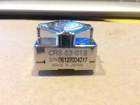 SILICON SENSING SYSTEMS CRS 03-01S ANGULAR RATE SENSOR (ANGULAR RATE GYRO)